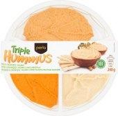 Hummus trio Perla