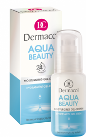 Gel pleťový hydratační Aqua Beauty Dermacol