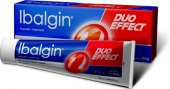 Gel proti bolesti Duo effekt Ibalgin