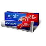 Krém proti bolesti Duo effekt Ibalgin