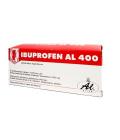 Tablety proti bolesti 400 Ibuprofen AL