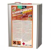 Impregnační nátěr na dřevo Karbolineum Extra 3v1 Detecha