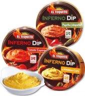 Dip Inferno El Tequito