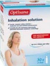 Roztok inhalační Optisana