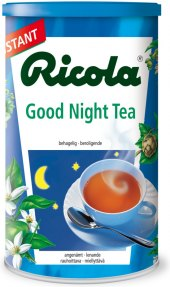 Čaj instantní Ricola