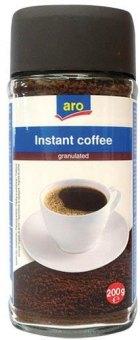 Instantní káva Aro