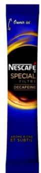 Instantní káva bez kofeinu porcovaná Nescafé Special