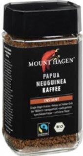 Instantní káva bio Mount Hagen