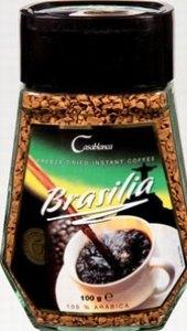 Instantní káva Brasilia Casablanca