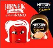 Instantní káva Classic Crema Nescafé - dárkové balení