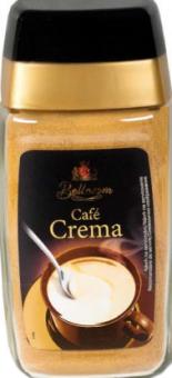 Instantní káva Crema Bellarom