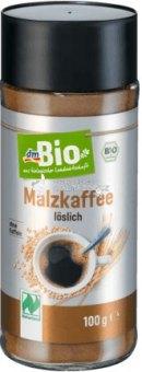 Instantní sladová káva dm Bio