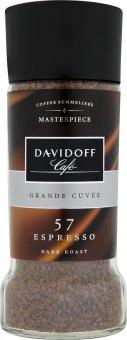Instantní káva Espresso 57 Davidoff Grand Cuvée