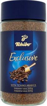 Instantní káva Exclusive Tchibo
