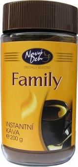 Instantní káva Family Nový Den