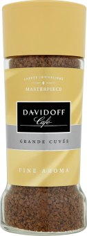 Instantní káva Fine aroma Davidoff Grand Cuvée