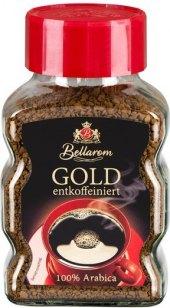Instantní káva bez kofeinu Gold Bellarom