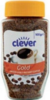 Instantní káva Gold Clever