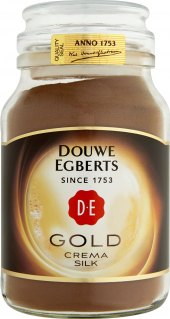 Instantní káva Gold Crema Silk Douwe Egberts