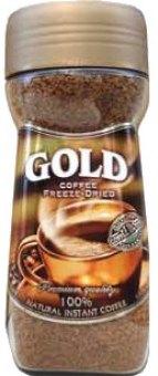 Instantní káva CBA Gold
