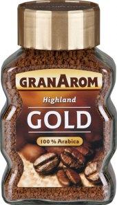 Instantní káva Gold GranArom