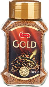 Instantní káva Gold Grande