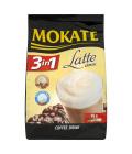 Instantní káva porcovaná Latte 3v1 Mokate