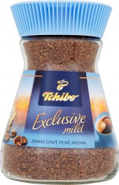 Instantní káva Mild Tchibo Exclusive