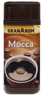 Instantní káva Mocca GranArom