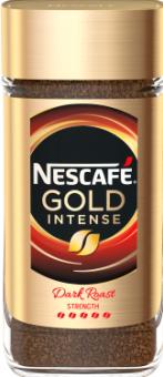 Instantní káva Nescafé Gold Intense