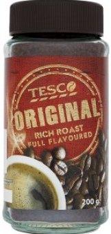 Instantní káva Original Tesco