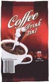 Instantní káva porcovaná 3v1 Coffee Drink