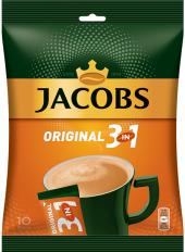 Instantní káva porcovaná 3v1 Jacobs Original