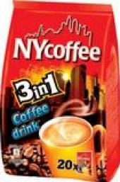 Instantní káva porcovaná 3v1 NYCoffee