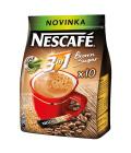 Instantní káva porcovaná Brown Sugar 3v1 Nescafé