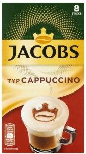Instantní káva porcovaná Cappuccino Jacobs