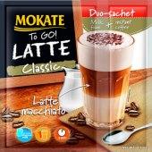 Instantní káva porcovaná Mokate To Go!