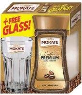 Instantní káva se sklenicí Mokate - dárkové balení