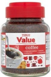 Instantní káva Tesco Value