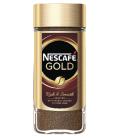 Instantní kávy Nescafé Gold