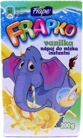 Nápoj instantní do mléka Frapko