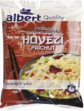 Instantní polévky nudlové Albert
