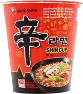 Instantní nudlová polévka Nongshim - v kelímku