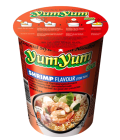 Instantní nudlová polévka YumYum - v kelímku