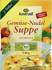 Instantní polévka Alnatura