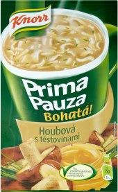 Instantní polévka Bohatá do hrnečku Prima Pauza Knorr