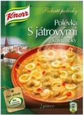 Instantní polévka Bohatá Knorr