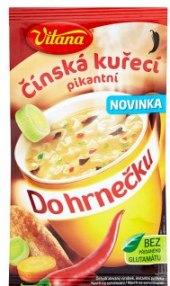 Instantní polévka do hrnečku Vitana