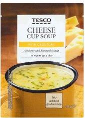 Instantní polévka Tesco