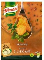 Instantní polévky Knorr